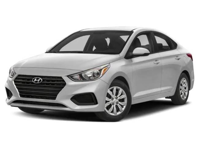 New 2019 Hyundai Accent
