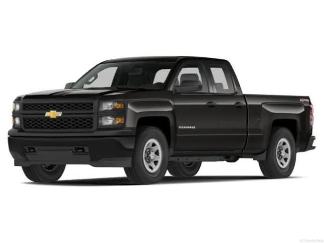 Used 2014 Chevrolet Silverado 1500