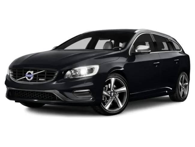 Used 2017 Volvo V60