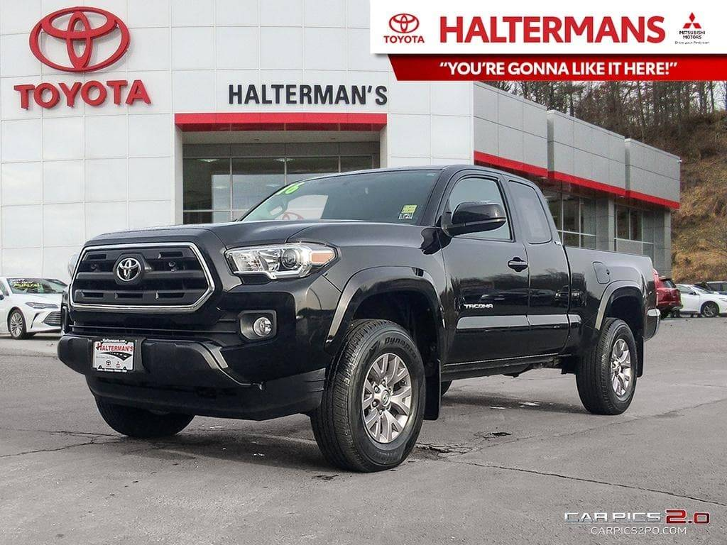 Used 2016 Toyota Tacoma