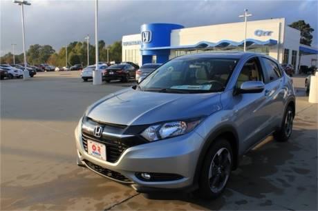 New 2018 Honda HR-V