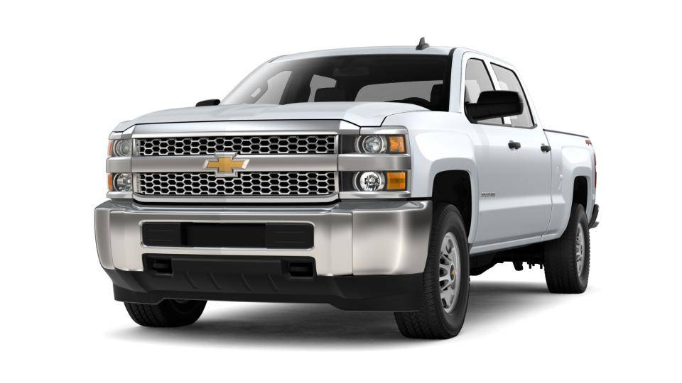New 2019 Chevrolet Silverado 2500HD