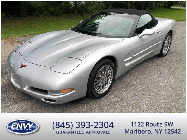 Used 2002 Chevrolet Corvette