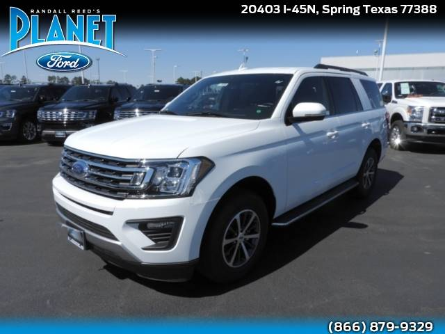 New 2018 Ford Expedition