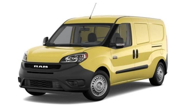 New 2019 Ram ProMaster City Cargo Van
