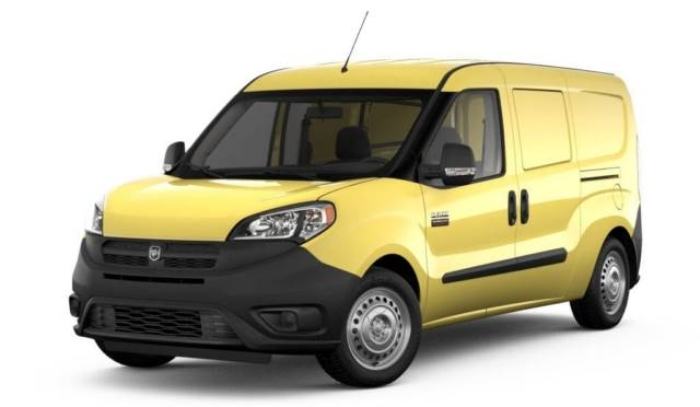 New 2018 Ram ProMaster City Cargo Van