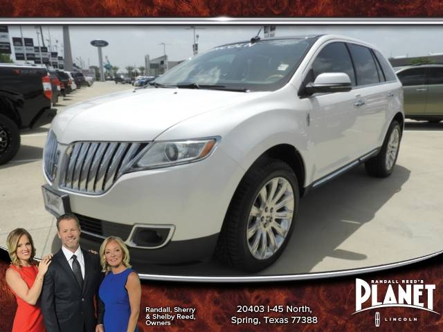 Used 2012 LINCOLN MKX