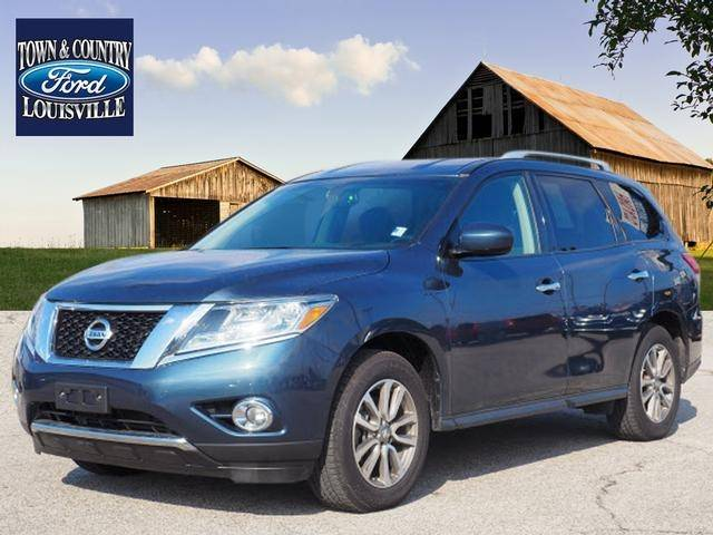 Used Pathfinder 2015