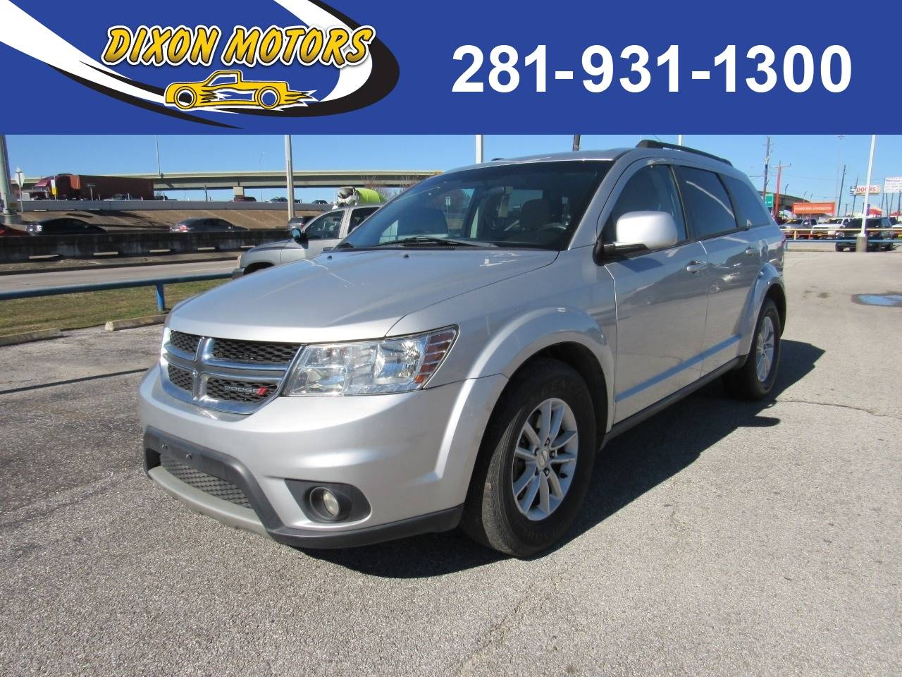Used 2013 Dodge Journey