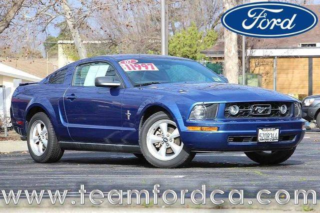 Used 2007 Ford Mustang