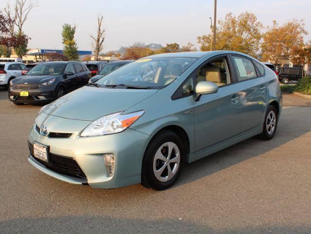 Used 2013 Toyota Prius