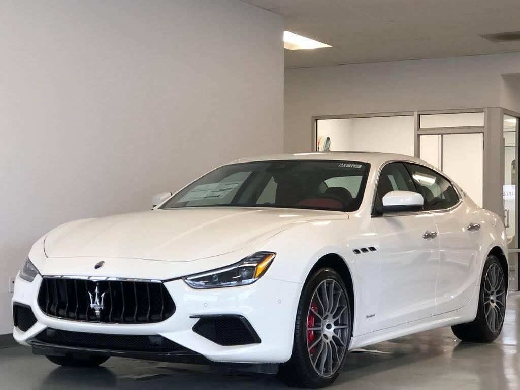2018 Maserati Ghibli S Q4 GranSport Sedan