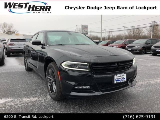 2019 Dodge Charger SXT Sedan
