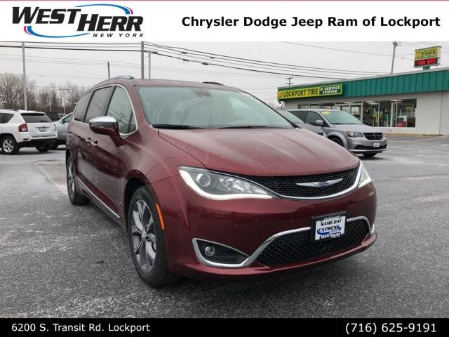 2019 Chrysler Pacifica Limited 4D Passenger Van