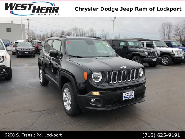 2018 Jeep Renegade Latitude SUV