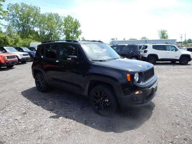 2018 Jeep Renegade Latitude SUV