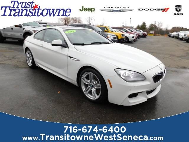 2014 BMW 640i xDrive Coupe