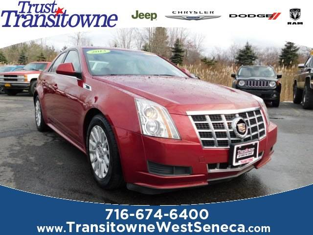 2013 Cadillac CTS Luxury Sedan