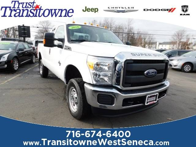 2016 Ford Super Duty F-250 SRW XL Truck
