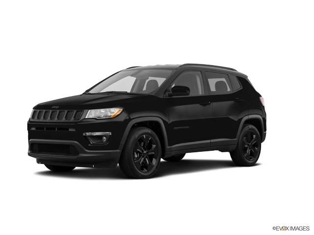 2019 Jeep Compass Latitude SUV