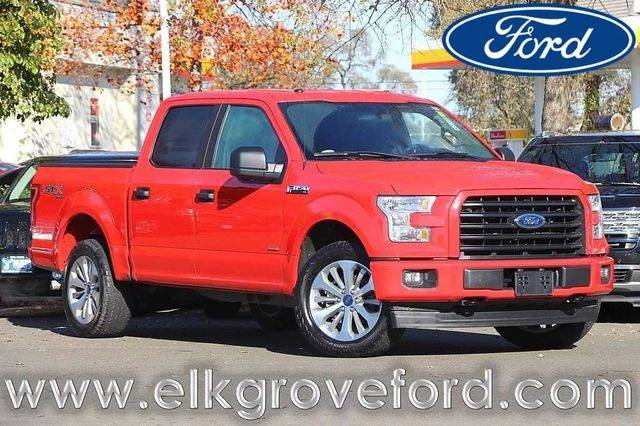 Used 2017 Ford F150 SuperCrew Cab