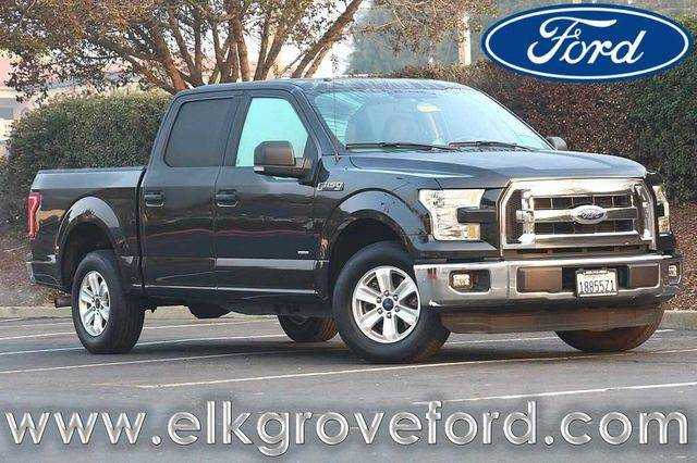 Used 2014 Ford F150 SuperCrew Cab