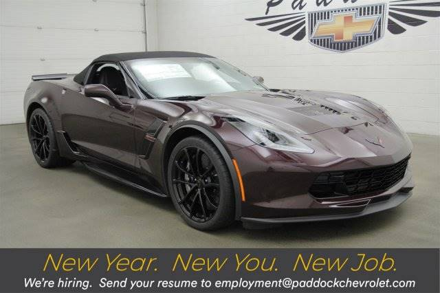 2018 Chevrolet Corvette Grand Sport 2LT Convertible