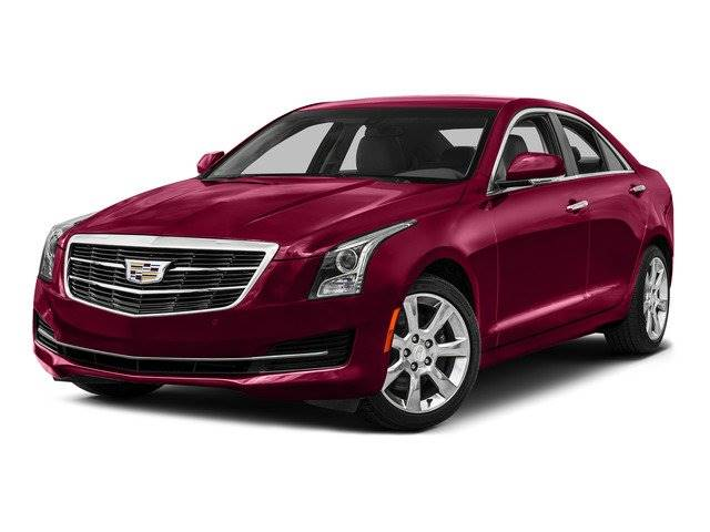 2016 Cadillac ATS Sedan Standard AWD Sedan