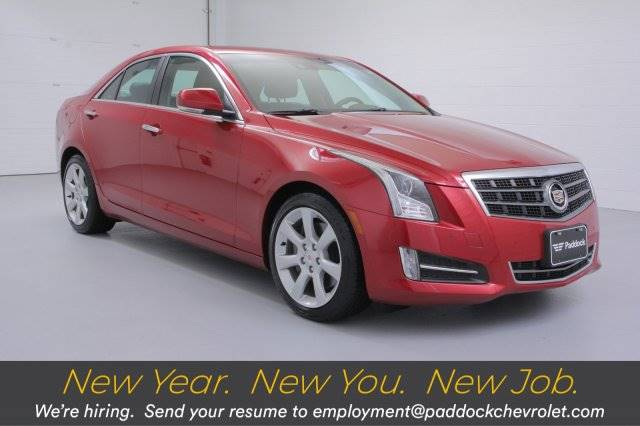 2013 Cadillac ATS Performance Sedan