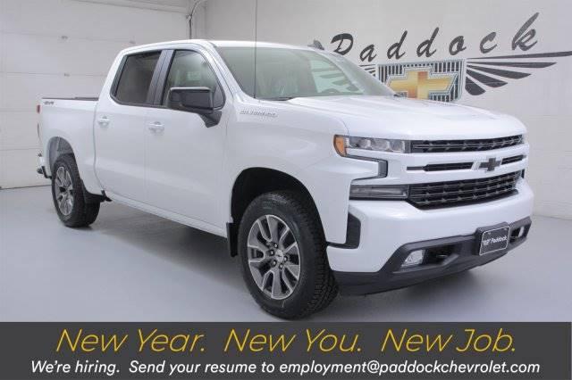 2019 Chevrolet Silverado 1500 RST Truck