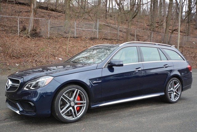 2016 Mercedes-Benz E-Class S Sedan