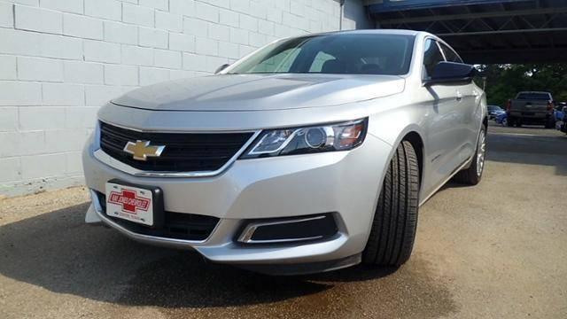 New 2015 Chevrolet Impala